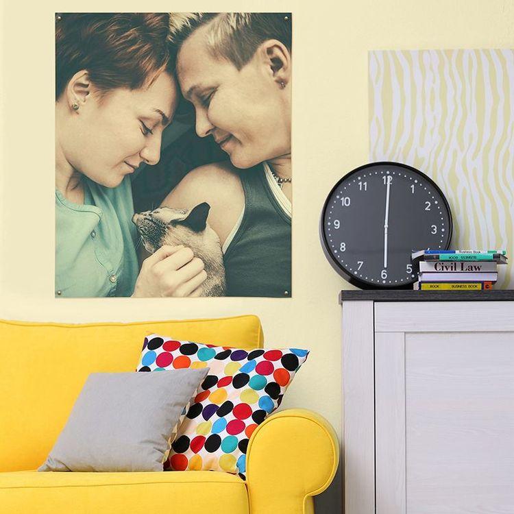 Posters con fotos personalizados