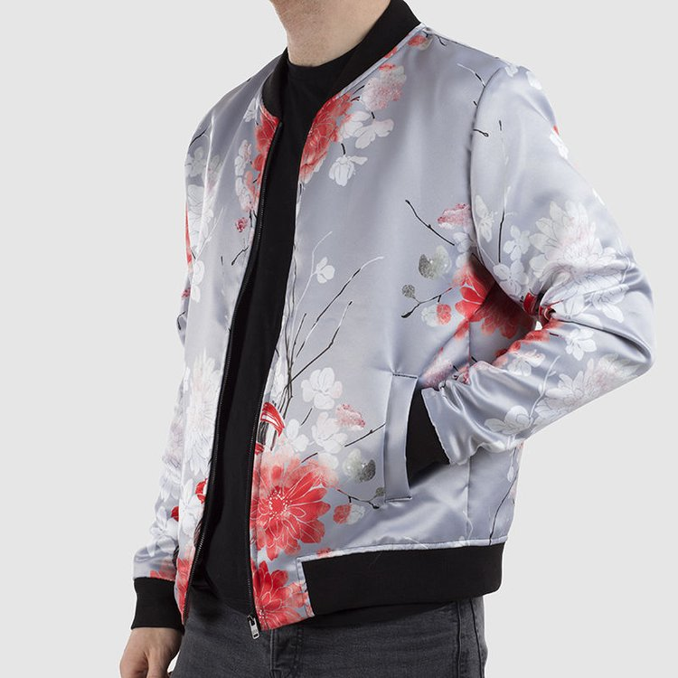 design your own bomber jacket