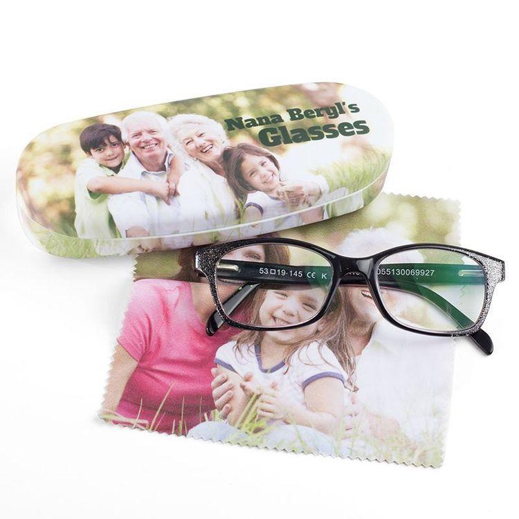 Estuches para gafas personalizados