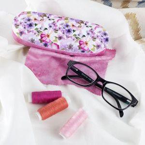 Custodia rigida per occhiali
