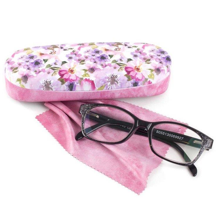 プリント メガネケース ハード