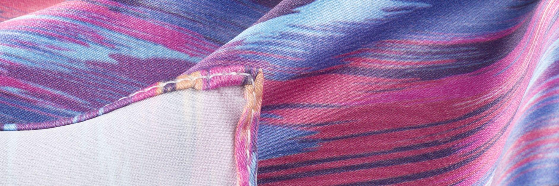tela de seda para pañuelos