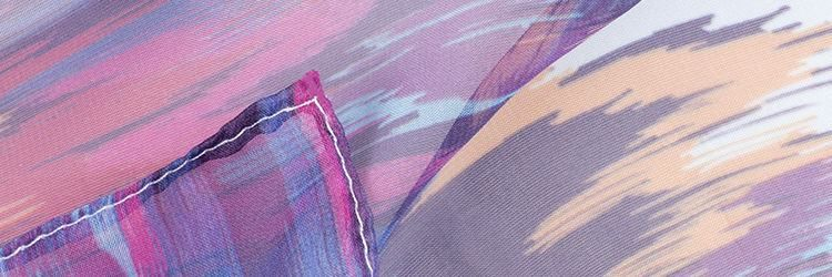 Paris Chiffon Fabric Option Icon