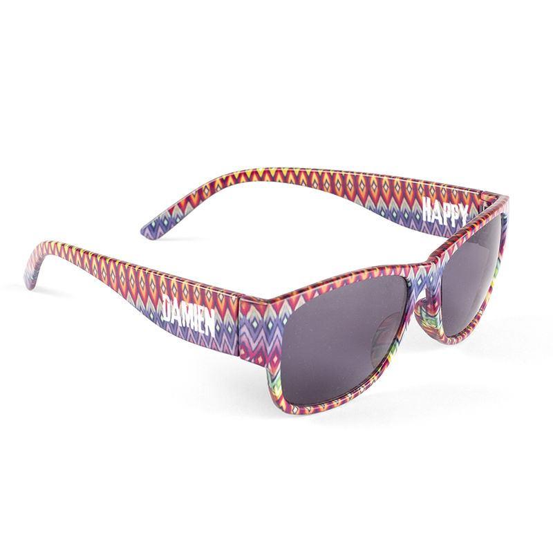 Sonnenbrille bedrucken mit Fotos | Sonnebrille selbst gestalten