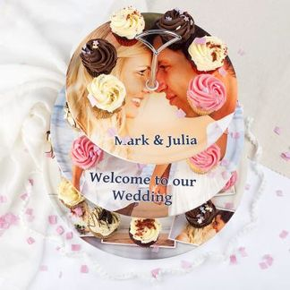stand pastel de boda