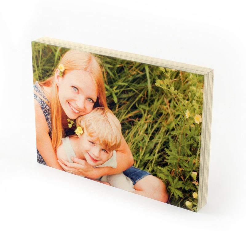 Photo On Wood Printing | Unique Wood Photo Prints Custom Made