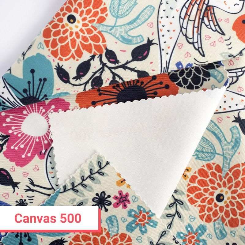 Print on Canvas fabric