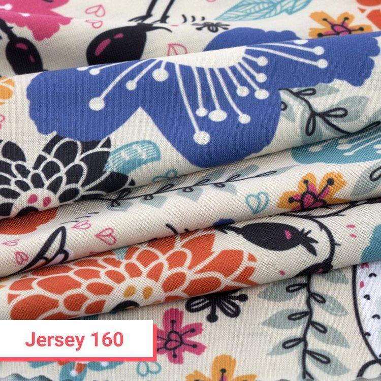 ontwerp en bedruk je eigen Jersey 160