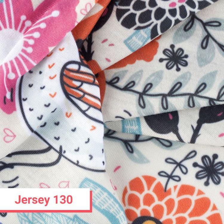 Jersey 130 Print je eigen ontwerp