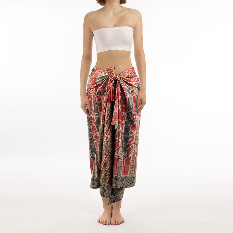 gepersonaliseerde sarong