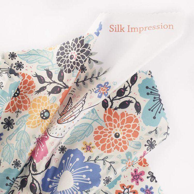 Silk Impression fabric soft
