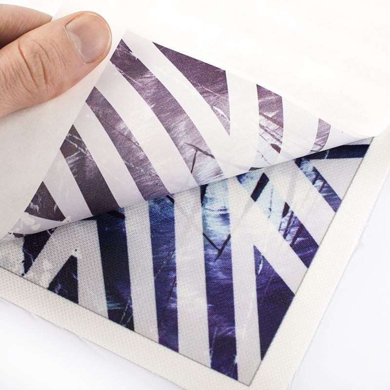 Paper sublimation ink print