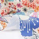 Satin de coton imprimé avec votre design