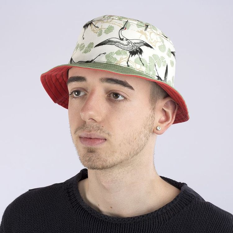 handmade personalised bucket hats