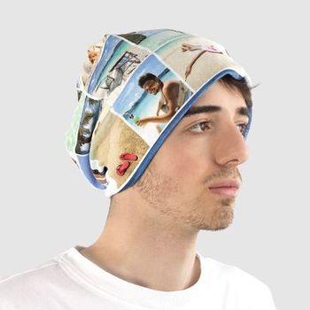 Cappello in pile personalizzato