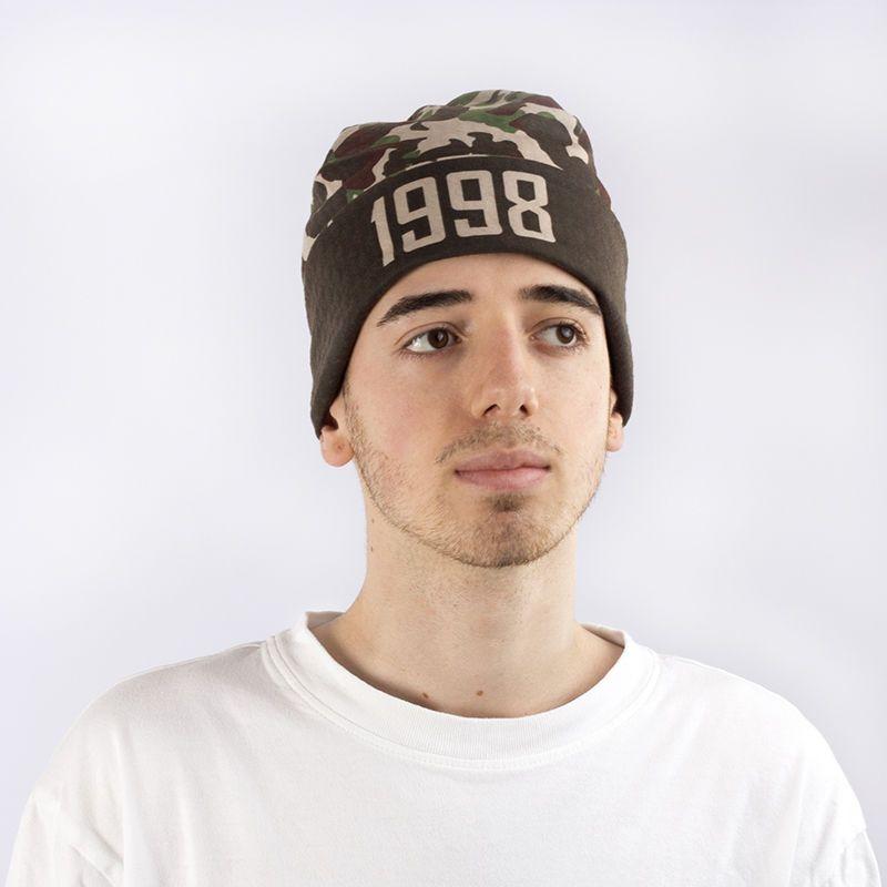 custom beanie hat with logo
