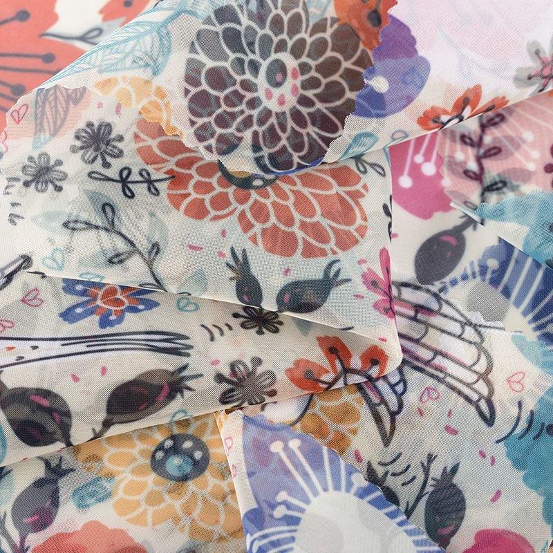 imprimer sur tissu voile volando