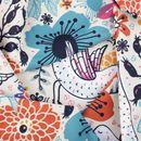 digital printing slinky matt lycra fabric uk medium weight fabric folded