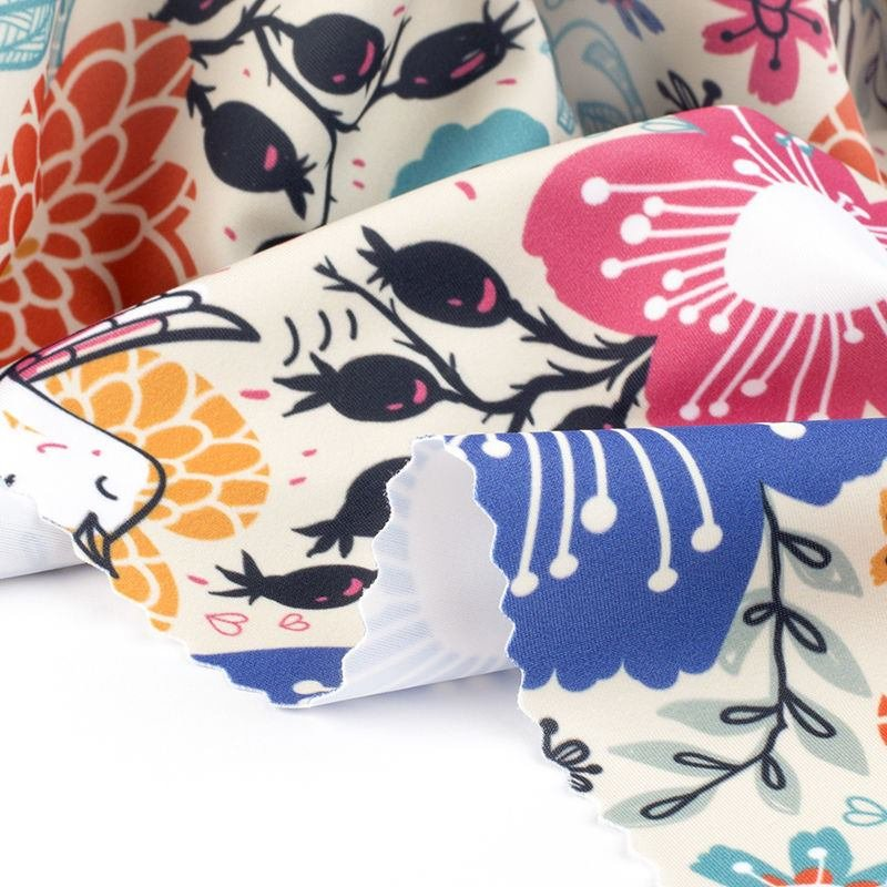 custom Spandex Lycra fabric fold details buy online