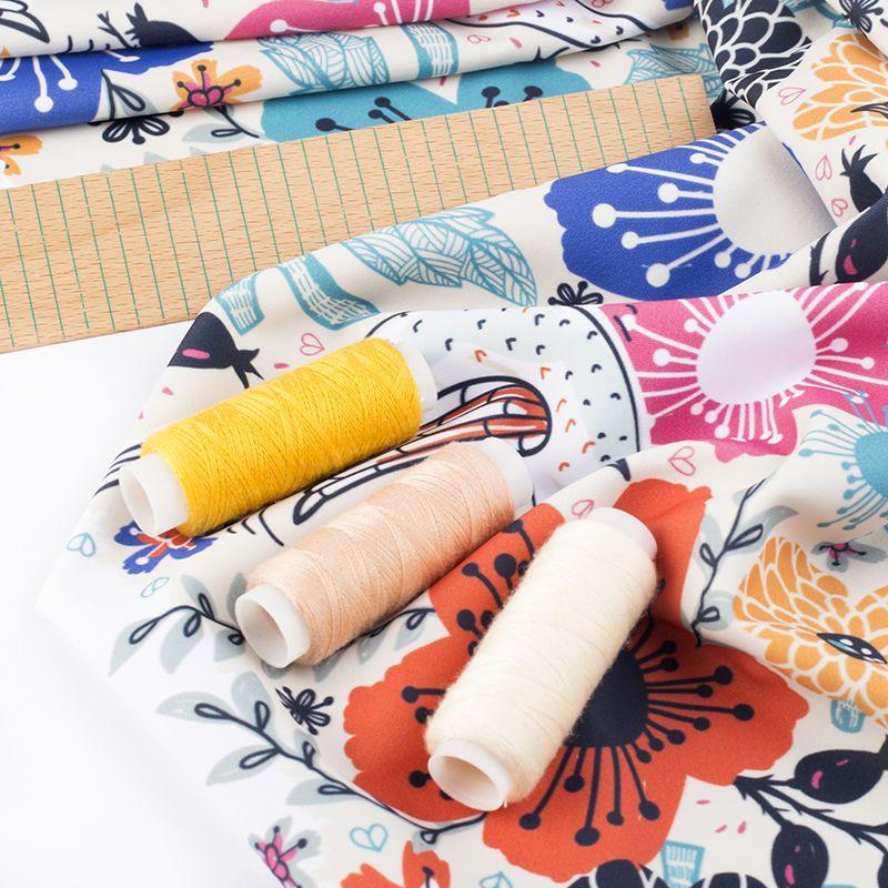 Slinky Matt Lycra Fabric UK