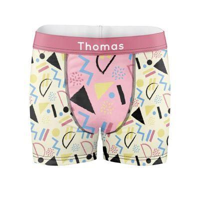 personaliza sus boxers