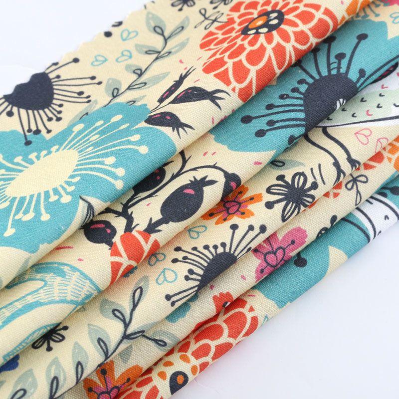 custom organic cotton canvas