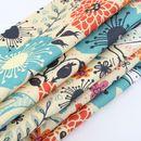 Tissu coton bio imprimé avec votre design