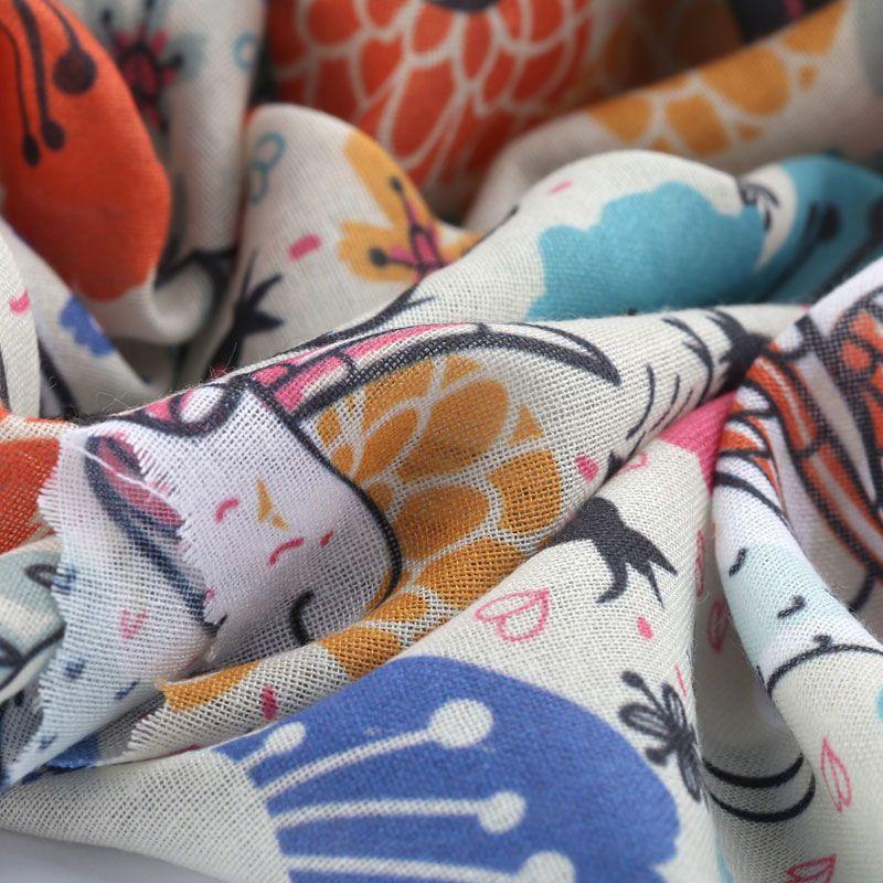 design your own mulmul soft muslin UK