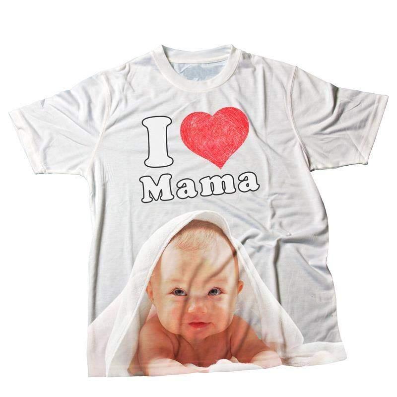 f9f5c5800c05 magliette bambini personalizzate magliette personalizzate bambini i love  mamma t-shirt ...