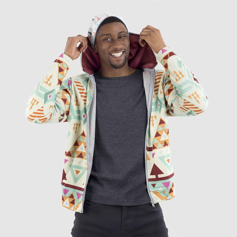 Personlig hoodie