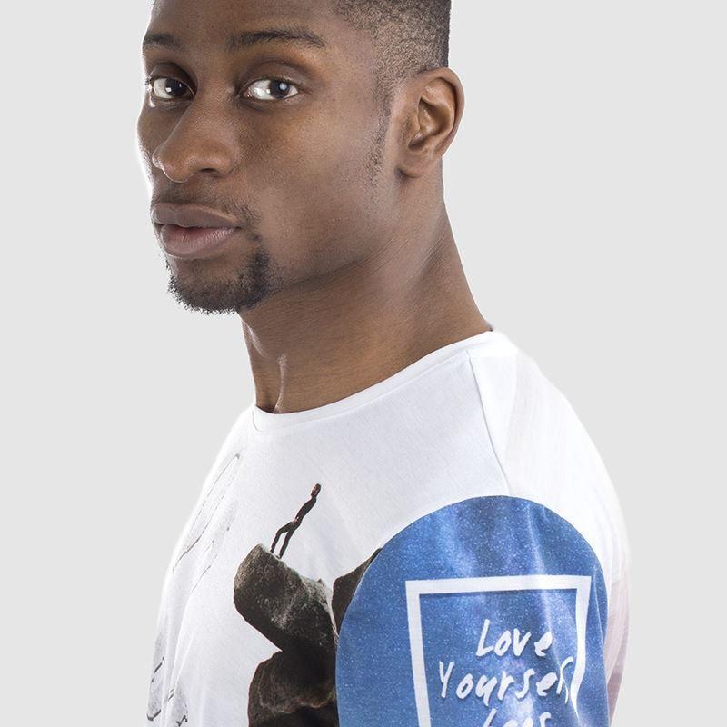 stampa maglietta uomo