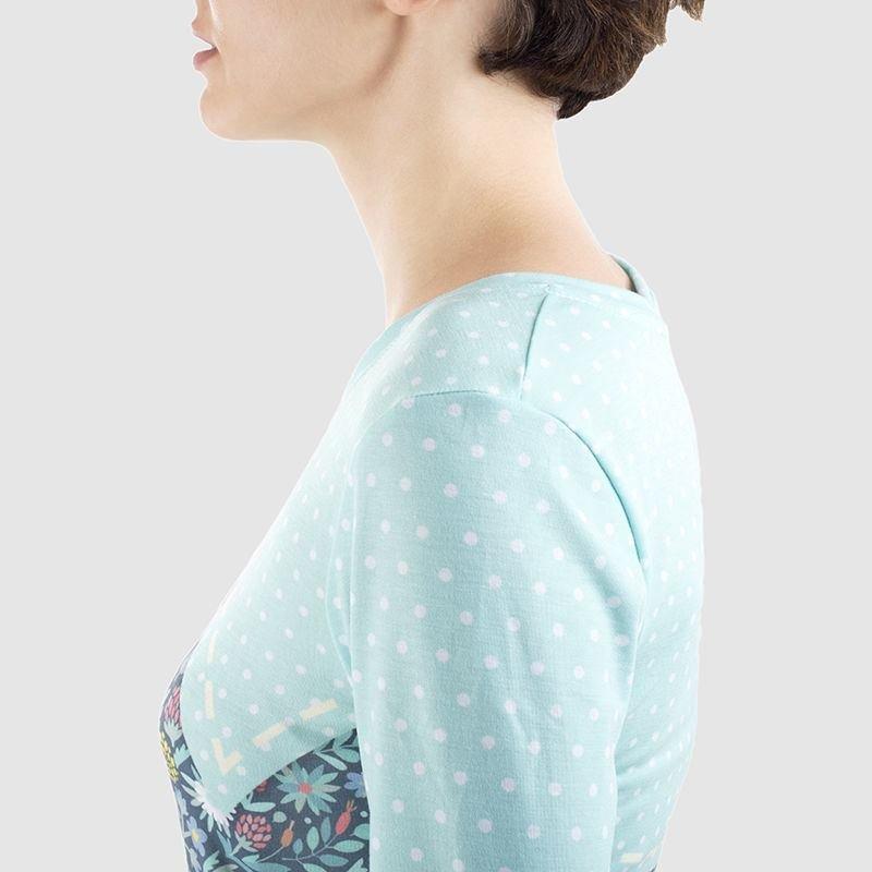 créer son t shirt manche longue personnalisé pour femme