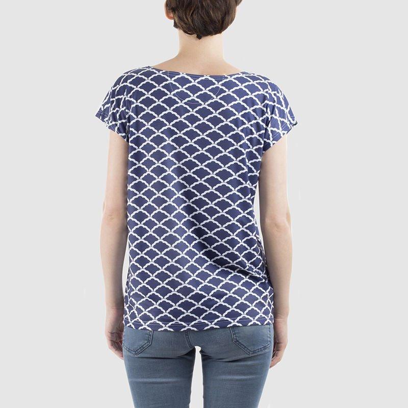Damen T-Shirt mit eigenem Bild