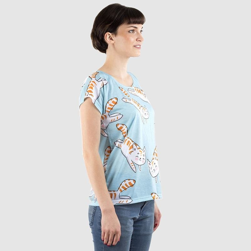 Slouchy Damen T-Shirt selbst gestalten