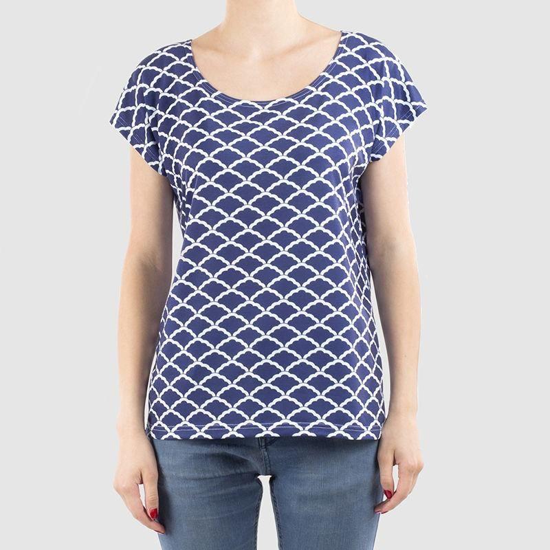 Boyfriend  fit women's slouch T Shirt