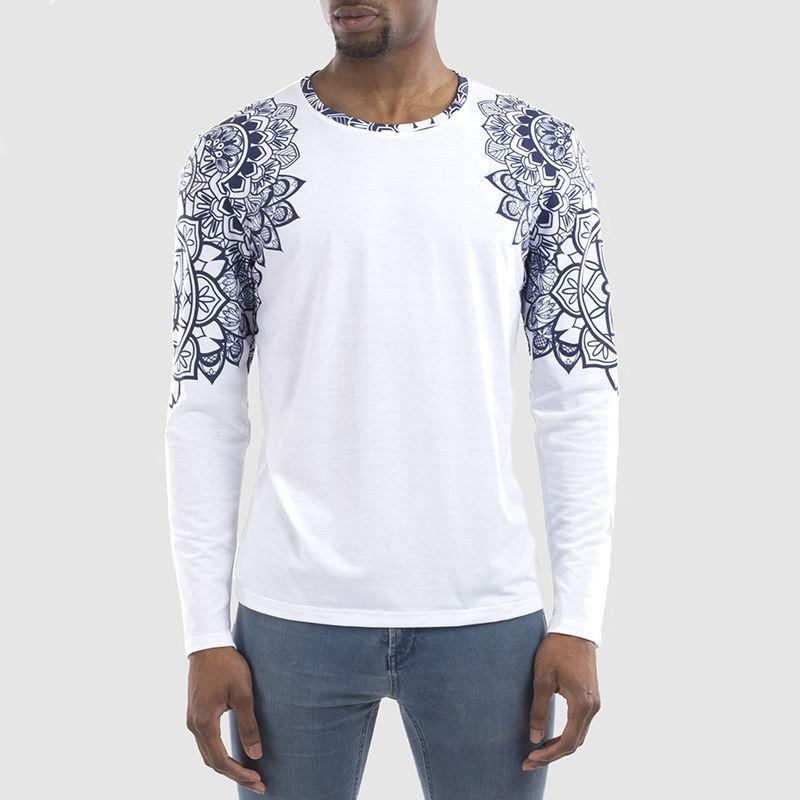 long sleeve t-shirt printing