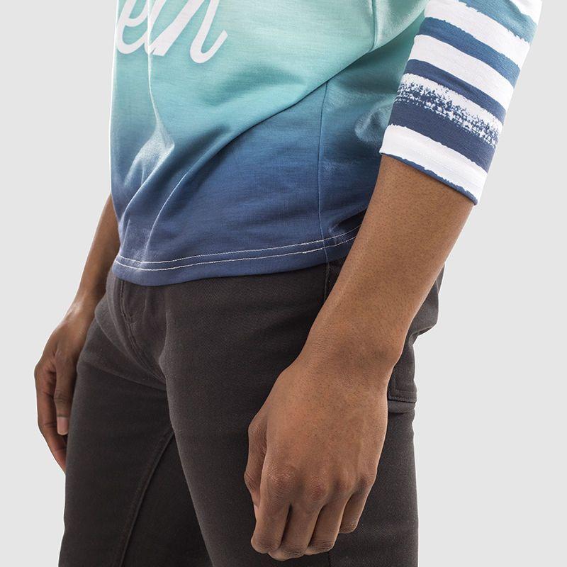 Créez un t-shirt à manches longues customisé