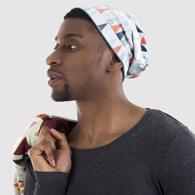 ニット帽をオリジナルデザイン