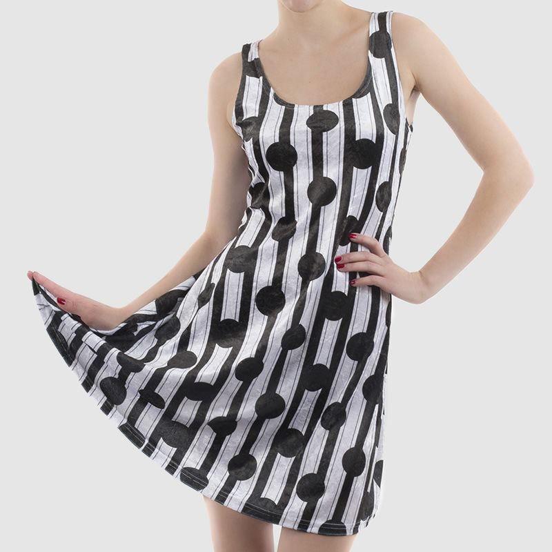 Persoanlised Skater Dress