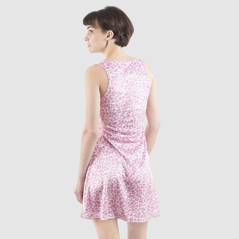 robe patineuse imprimée