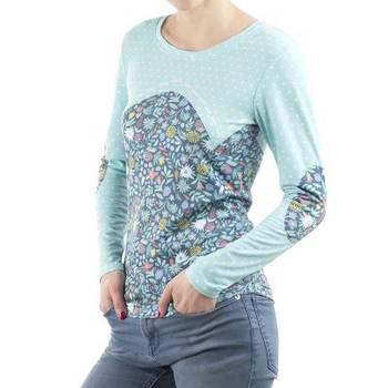 Camiseta manga larga de mujer