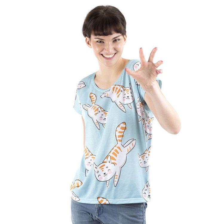 camiseta personalizada mujer