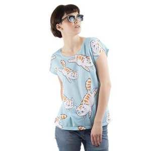 Maglietta artigianale donna