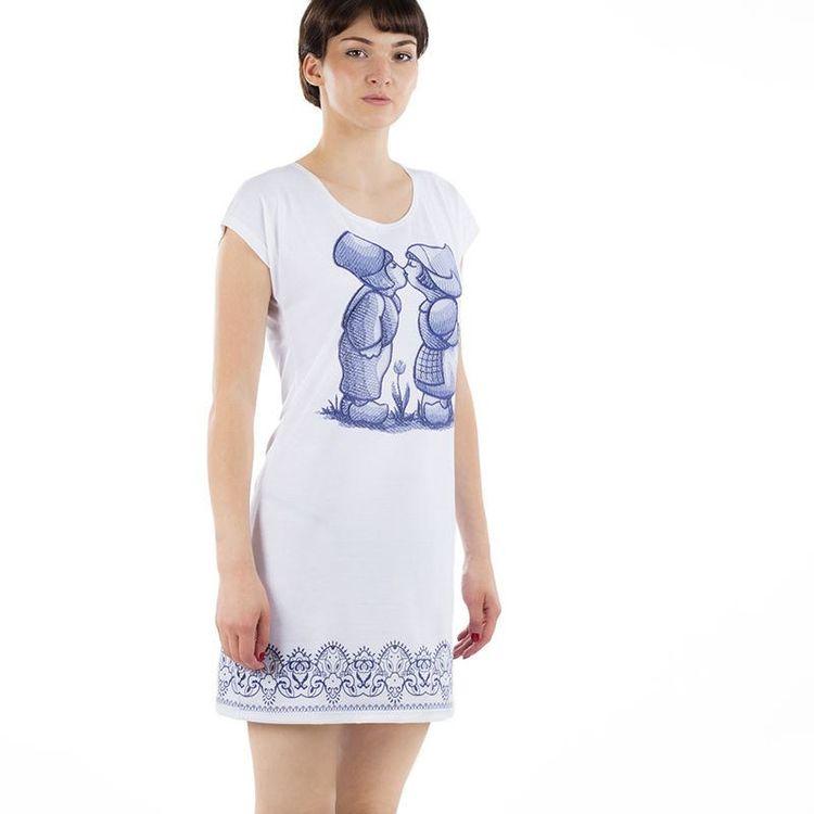 personalised t shirt dress