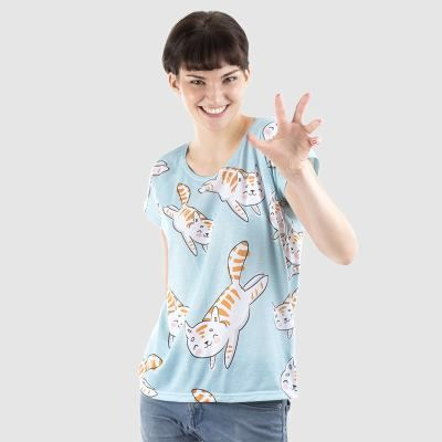 impression t-shirt femme