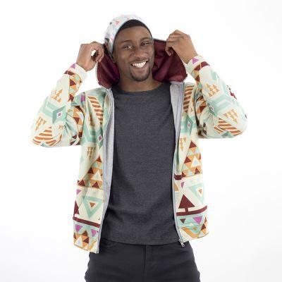 personalised mens hoodie