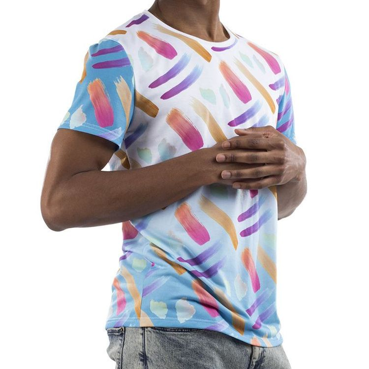 T shirt personnalisé homme avec imprimés