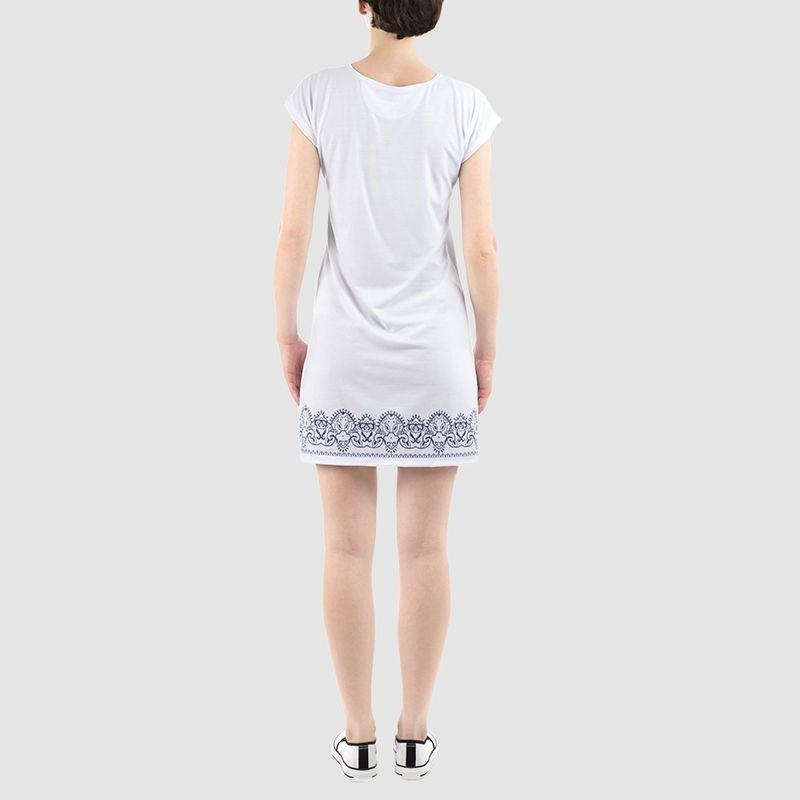 Créer sa robe t-shirt