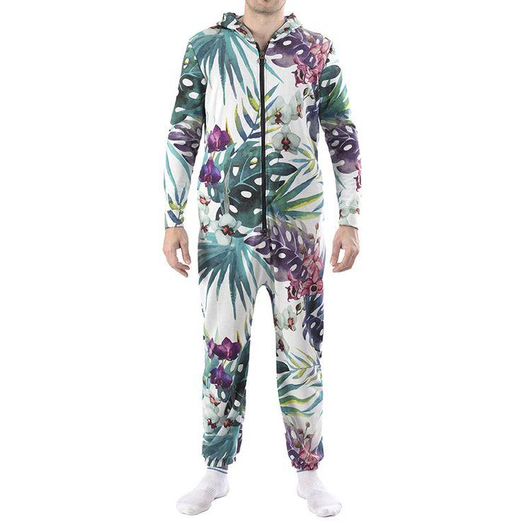 个性定制连体睡衣