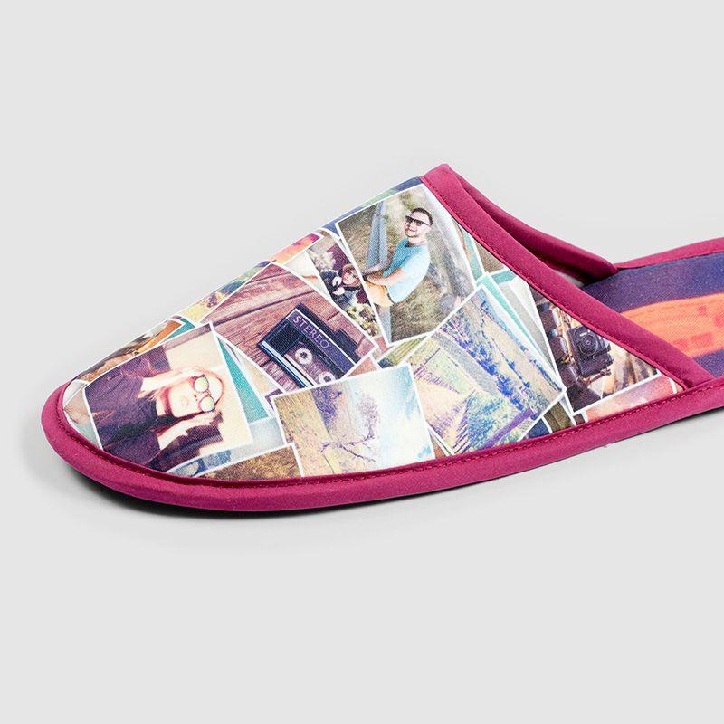Pantofole fatte solo per te